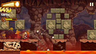 Banana Kong screenshot for Android