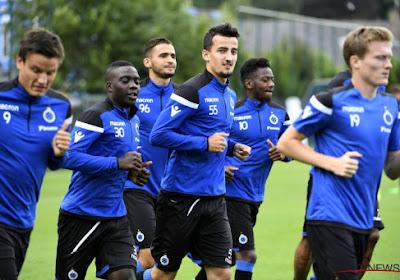 Le Club de Bruges prête un de ses joueurs en Suisse