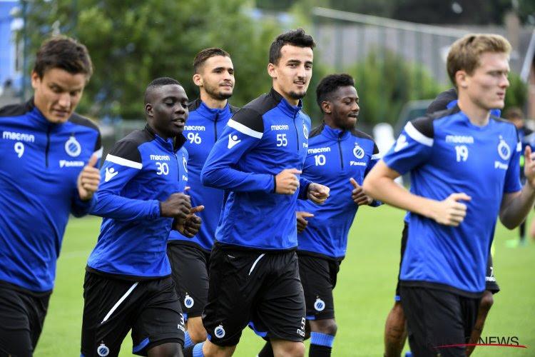 Club Brugge laat jong talent opnieuw op uitleenbasis vertrekken