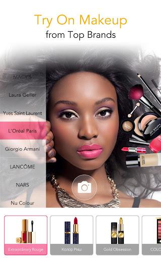 YouCam Makeup - Magic Selfie Makeovers screenshot 10