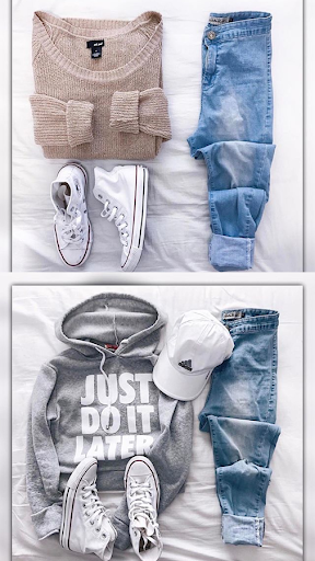 Teen Outfit Ideas 2018 ud83dudc96 2.1 screenshots 12