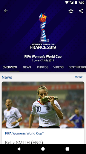 FIFA - Tournaments, Soccer News & Live Scores 4.3.1 screenshots 2
