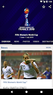 FIFA Tournaments, Soccer News & Live Scores 2
