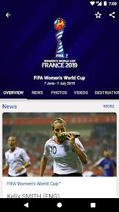 FIFA Tournaments, Soccer News & Live Scores 2