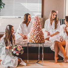 Wedding photographer Kristina Kolodey (Kristal4ik). Photo of 23.08.2017