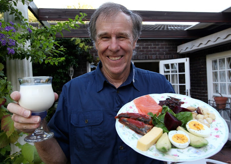 Tim Noakes. Picture: ESA ALEXANDER