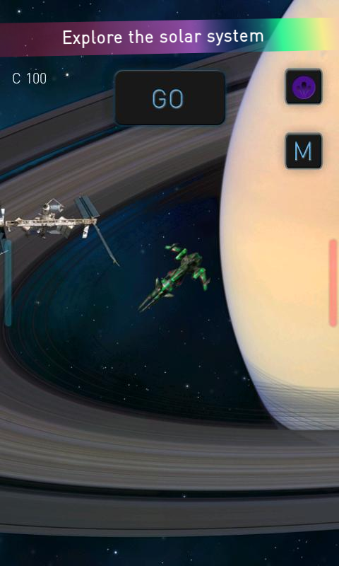 X Fleet: Space Shooter- screenshot