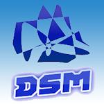 DSM - Digital Shopping Memo Icon