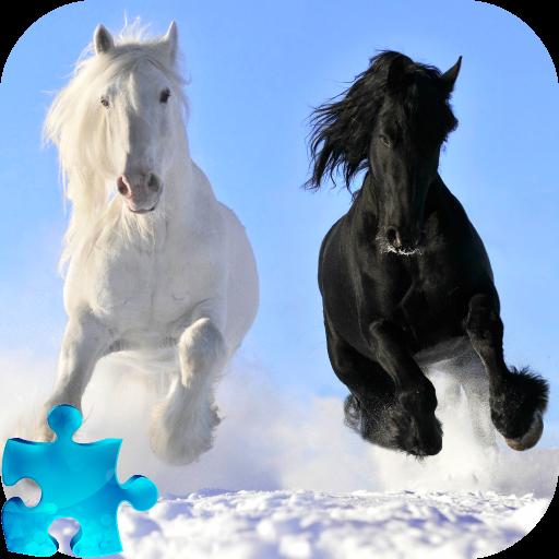 解谜の馬ゲームの困惑 LOGO-記事Game
