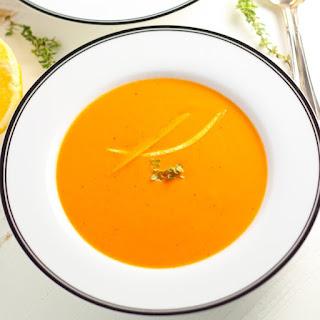 Tomato Orange Soup