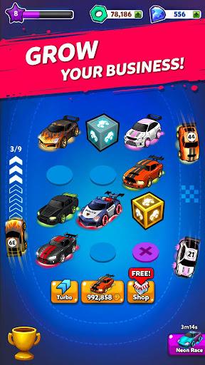 Merge Neon Car screenshots 11