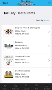 Tall City Delivery >> Tall City Delivery Apps On Google Play