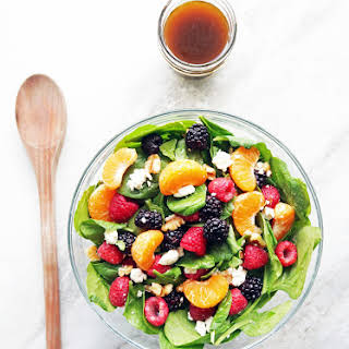 Citrus Balsamic Vinaigrette Recipes.