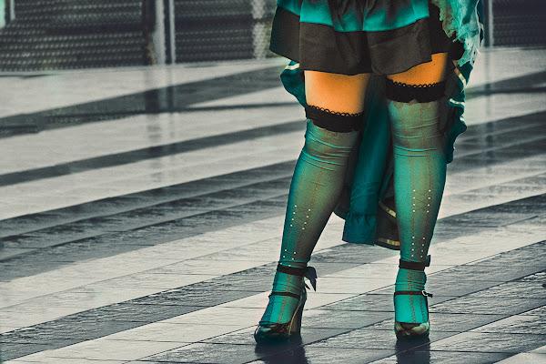 Legs di Heidy
