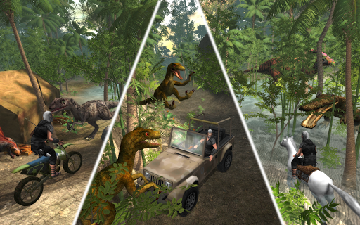 Dinosaur Assassin: Online Evolution screenshots 10