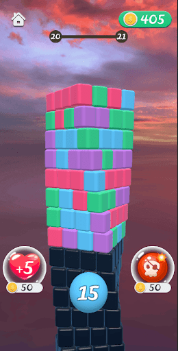 Color Tower-Hit master 1.5.0 screenshots 6