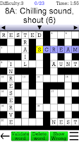 Screenshot of Crossword Unlimited +