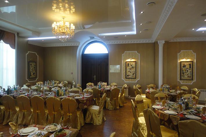 Фото №8 зала Большой банкетный зал