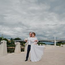 Wedding photographer Alina Kuznecova (alinavk). Photo of 28.06.2018