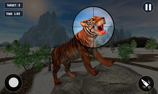 Tiger Hunting game: Zoo Animal Shooting 3D 2020 apkpoly screenshots 4