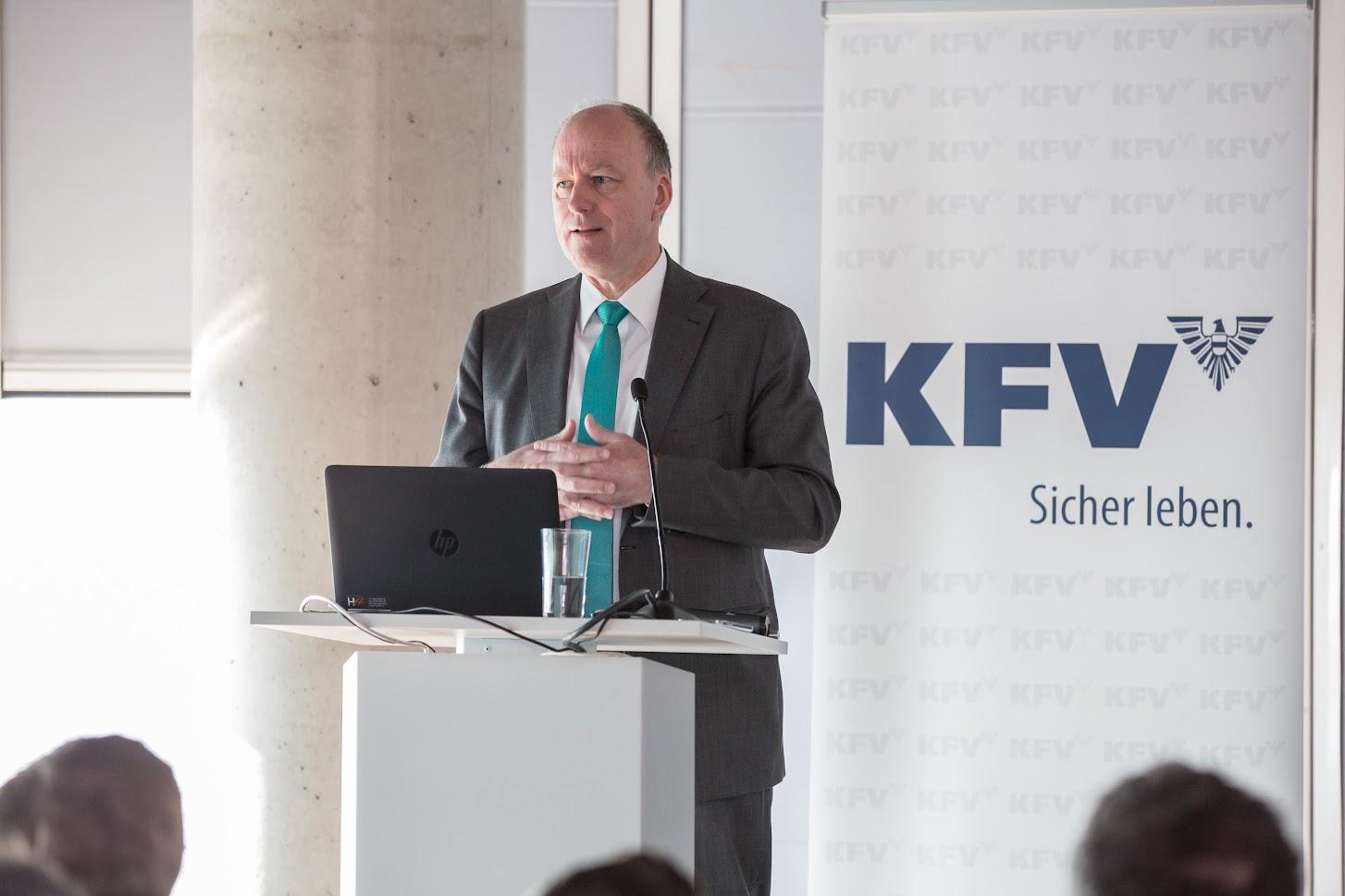 Dr. Othmar Thann, Direktor des KFV © KFV/APA