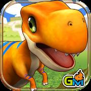 Trap & Go Dino: Jurassic Dinosaur Run