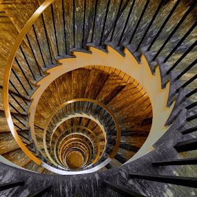 Spiral by Marco Virgone - Buildings & Architecture Other Interior ( swirl, spiral )