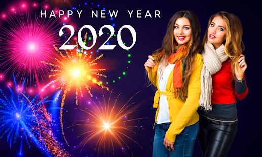 Download New Year Photo Frames 2020 For PC Windows and Mac apk screenshot 1