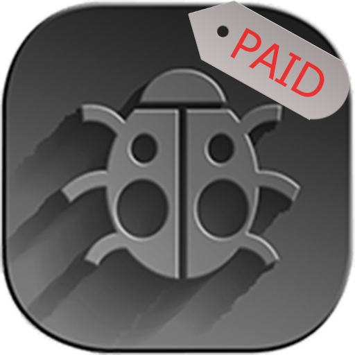 THA_BLACK-paid - icon pack APK Cracked Download