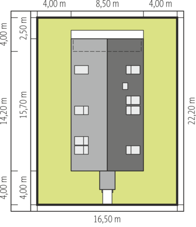 EX 15 II Energo Plus - Sytuacja