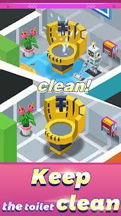 Download Idle Toilet Tycoon For PC Windows and Mac apk screenshot 4