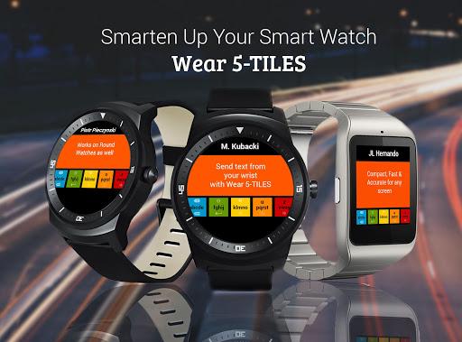 Wear 5-TILES -30 Launch Promo