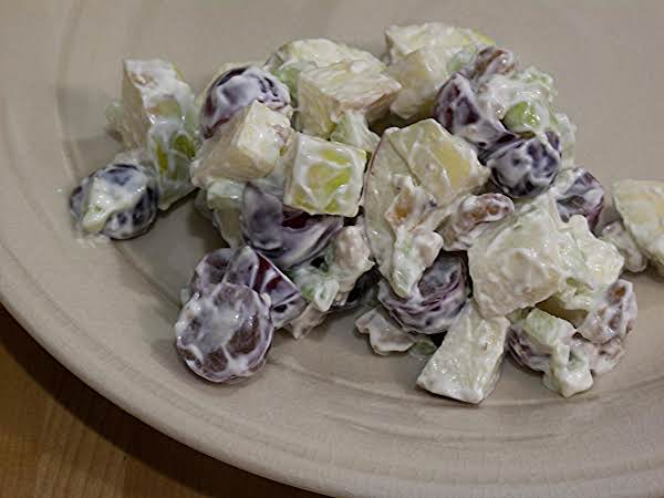 You Can Use White Grapes Too.