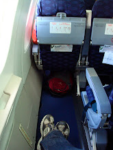 Photo: now THIS is legroom