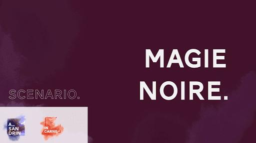 Adrien Sandrin - Magie Noire (film)