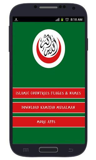 Islamic Countries Flags