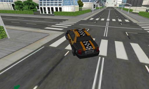 玩免費模擬APP|下載California Taxi Parking Drive app不用錢|硬是要APP