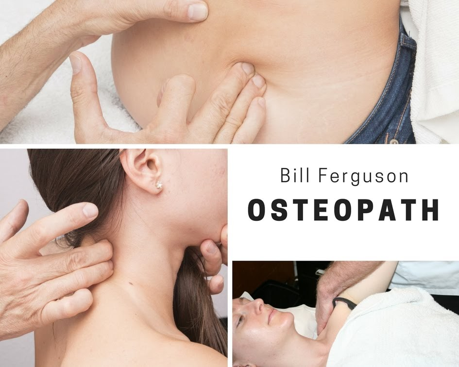 Bill Ferguson Osteopath Tenterden and Acupuncture