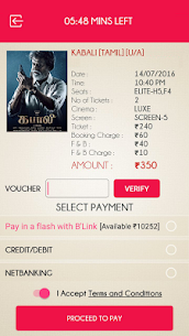 Jazz Cinemas – Movie tickets App Download For Android and iPhone 7