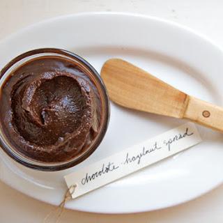 Chocolate-Hazelnut Spread.
