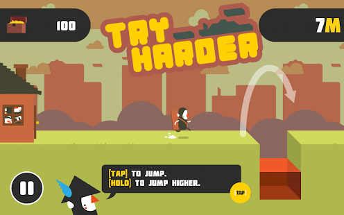 Try Harder- screenshot thumbnail
