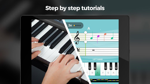 Yousician -  Learn Guitar, Piano, Bass & Ukulele  screenshots 10