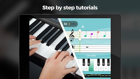 Yousician -  Learn Guitar, Piano, Bass & Ukulele APK screenshot thumbnail 10