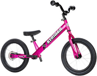 Strider Sports 14x Sport Balance Bike Fuschia alternate image 0