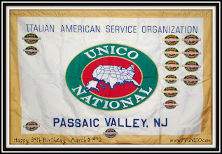 Photo: Day 340 - March 8 Happy 39th Birthday to the Passaic Valley Chapter of UNICO