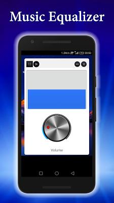 Music Equalizer Volume Booster - screenshot