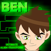 Ben Ultimate Transform Battle Alien