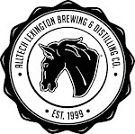 Logo of Alltech's Lexington Kentucky Peach Barrel Wheat Ale