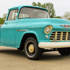 Classic Chevrolet by Rick Covert - Transportation Automobiles ( vintage, arkansas, antique, trucks, rugged,  )