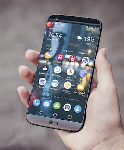 Pixel Dark Theme for LG G6 V20 V30 2 4 APK for Android